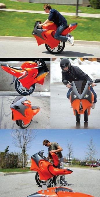 Как сделать скутер трёхколёсным