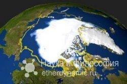 Арктический озоновый слой уменьшился вдвое