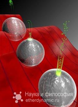 Найден нестандартный способ разгона электронов