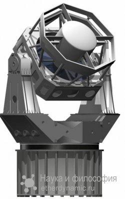 Телескоп SST поможет регулировать орбитальное движение