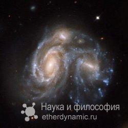 Гибель нашего Солнца предсказывается в другой галактике