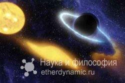 Темная сила Черных дыр